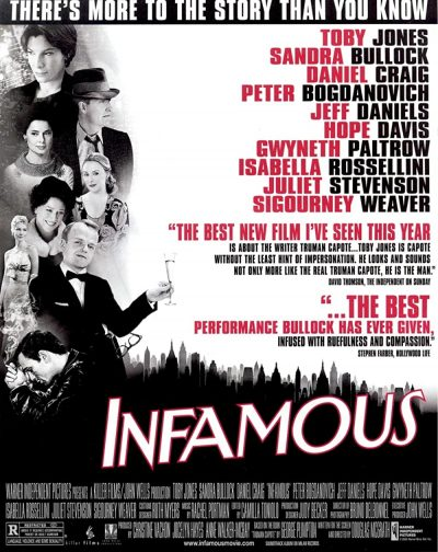 Infamous Poster IMDb & Amazon Image One
