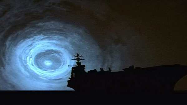 USS Nimitz Storm IMDb & Amazon Image One