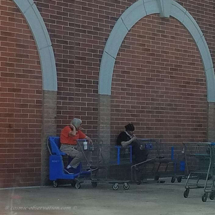 Walmart Smoke Break Image