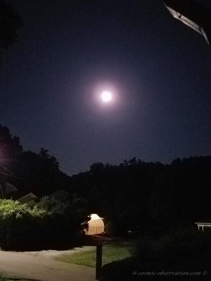 Full Strawberry Moon 2021 Image