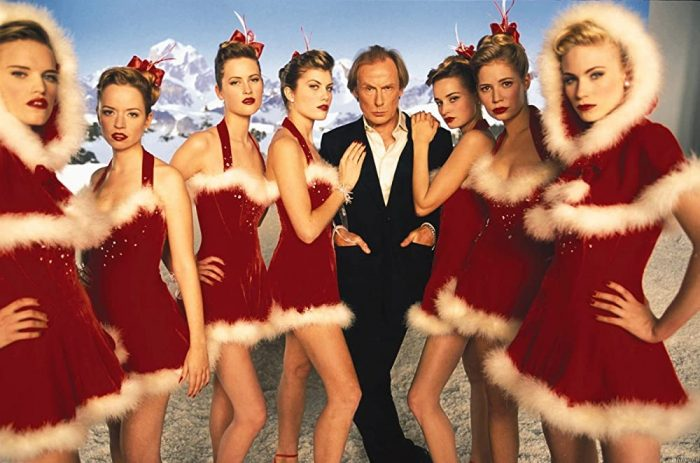 Bill Nighy & Ladies Image Three