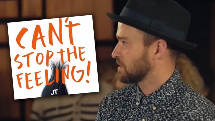 Can't Stop The Feeling Justin Timberlake Image