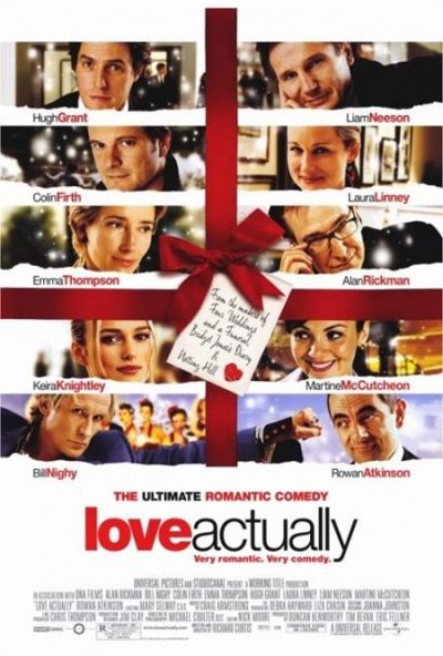 Love Actually Poster IMDb Image One