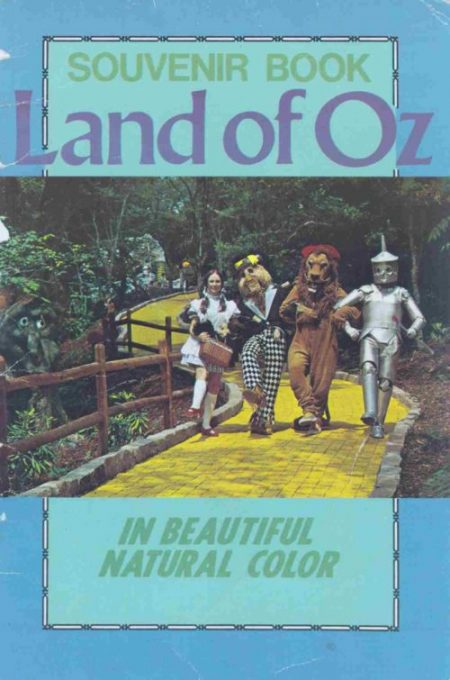 Land of Oz Book Image One