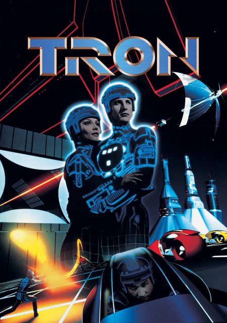 Tron IMDb & Amazon Image One