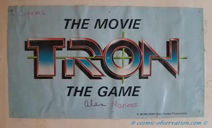 Tron Sticker From 1982 Image Three