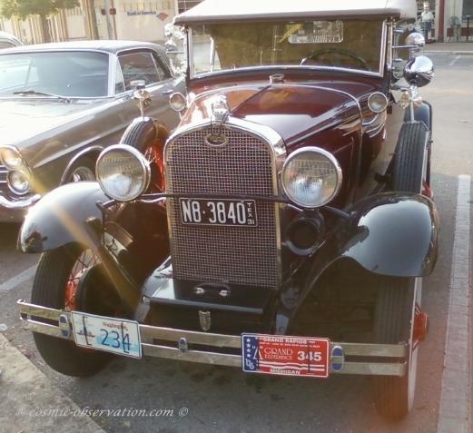 1931 Car Image One