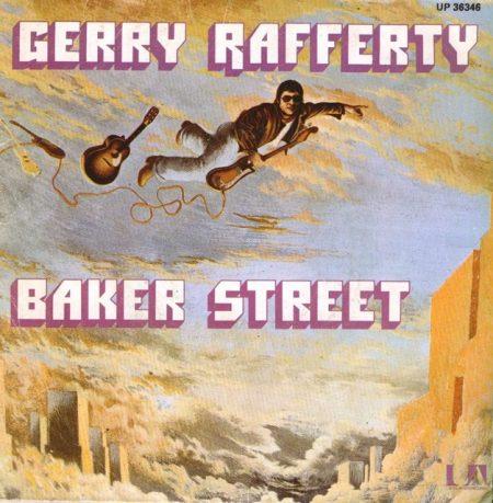 Baker Street Gerry Rafferty Blog Image One