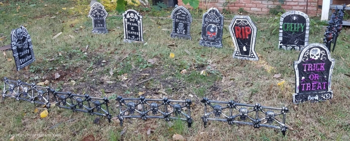 Graveyard Image Two