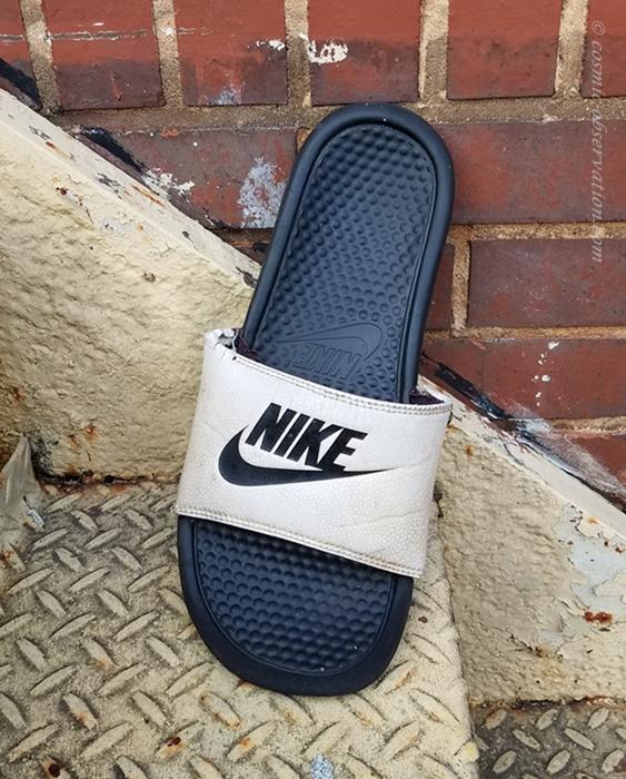 Lost Nike Shoe