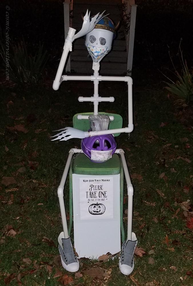 Mask Skeleton Image Six