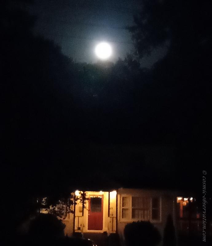 Hunter's Moon 2021 Image